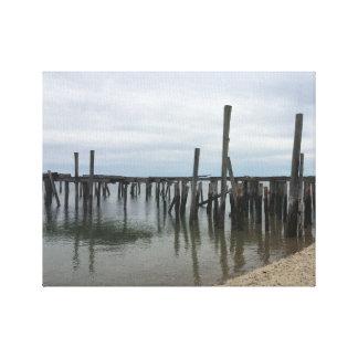 Impressão Em Tela Cais de Cape Cod
