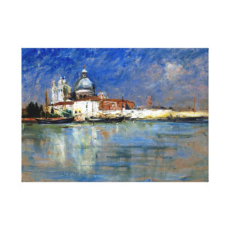 Impressão Em Tela Carl Skånberg de Veneza