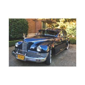 Impressão Em Tela Carro do clássico de Rolls Royce