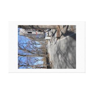 Impressão Em Tela Central Park, Nova Iorque, EUA
