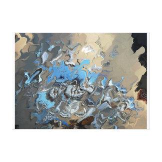 Impressão Em Tela Cinzas às cinzas 143