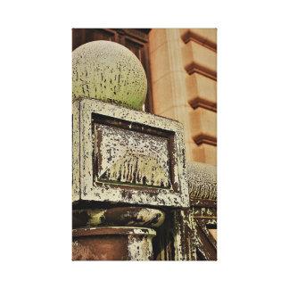 """Impressão Em Tela """"Cleveland 20140104 II"""" - arte da foto -"""