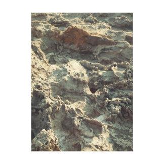 Impressão Em Tela coleção natural. lava vulcan.  Piscina