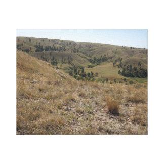 Impressão Em Tela Colinas altas do deserto
