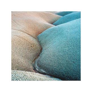 Impressão Em Tela Colinas do Bentonite - parque nacional do recife