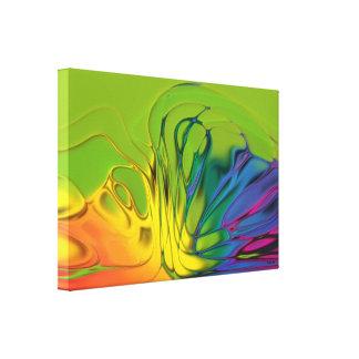 Impressão Em Tela Colore #3