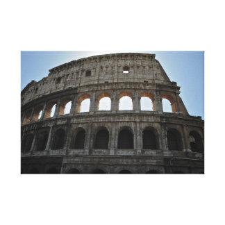 Impressão Em Tela Colosseum Roma