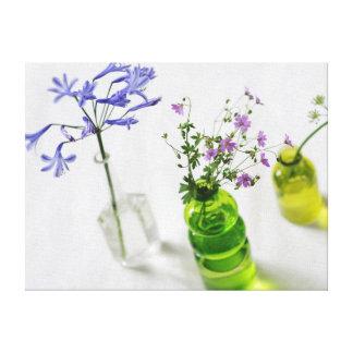 Impressão Em Tela Composição floral