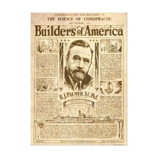 Impressão Em Tela Construtores de América