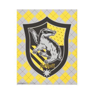 Impressão Em Tela Crista do orgulho da casa de Harry Potter |