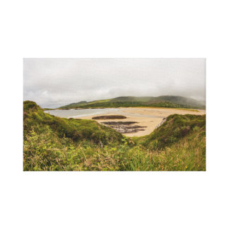 """Impressão Em Tela De """"baía Derrynane, arte da parede de Ireland"""""""