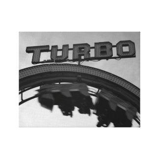 Impressão Em Tela Dê laços no laço Turbo