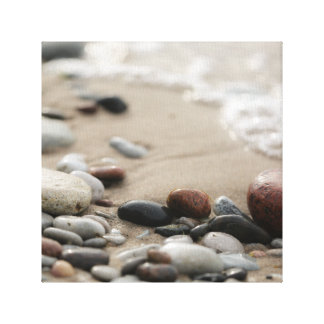 Impressão Em Tela Design da foto do beira-mar |