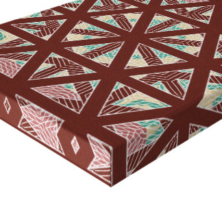 Impressão Em Tela Design de vidro da mancha