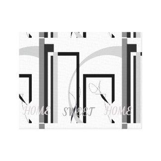 Impressão Em Tela Design moderno