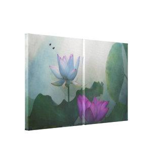 Impressão Em Tela Dois:) arte fotográfica -3 do Fairyland de Lotus