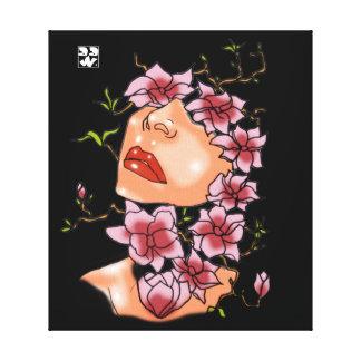 Impressão Em Tela Dreamday Sakura