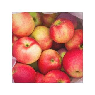 Impressão Em Tela Escolha de Apple