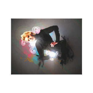 Impressão Em Tela Explosão da luz