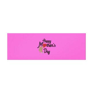 Impressão Em Tela Feliz dia das mães Zg6w3