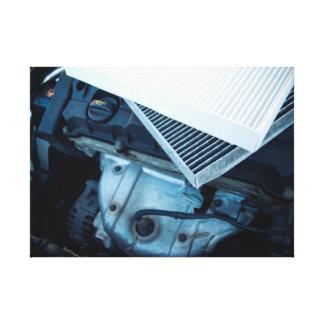 Impressão Em Tela Filtros do carro