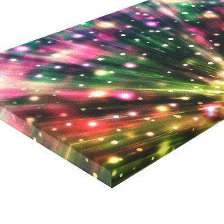 Impressão Em Tela Fogos-de-artifício brilhantes