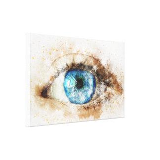 Impressão Em Tela forma nova da obra-prima bonita do design da arte