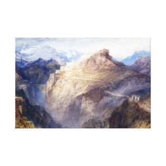 Impressão Em Tela Forte de Joseph Mallord William Turner de