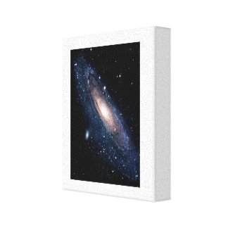 Impressão Em Tela Fotografia da galáxia do Andromeda