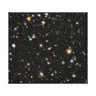 Impressão Em Tela Galáxias ultra profundas do campo da NASA Hubble