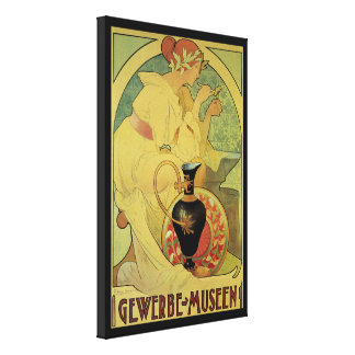 Impressão Em Tela Gewerbe Museen