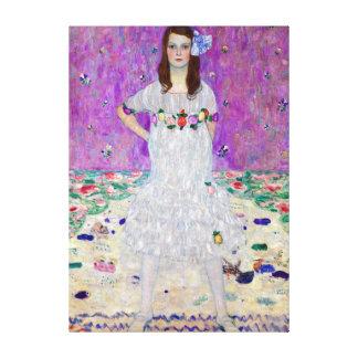Impressão Em Tela Gustavo Klimt Mada Primavesi