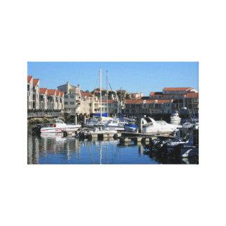 Impressão Em Tela Harbour View no porto St Francis