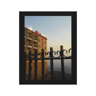 Impressão Em Tela Hotel do cume