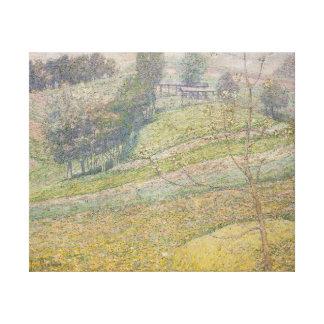 Impressão Em Tela Ivan Grohar Pomlad (primavera)