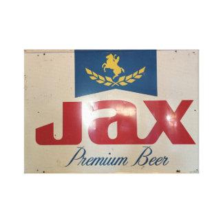 Impressão Em Tela Jax