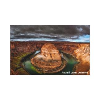 Impressão Em Tela Lago Powell na arizona