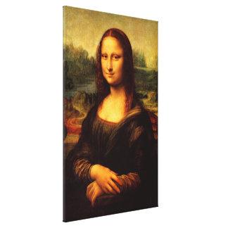 Impressão Em Tela LEONARDO DA VINCI - Mona Lisa, La Gioconda 1503