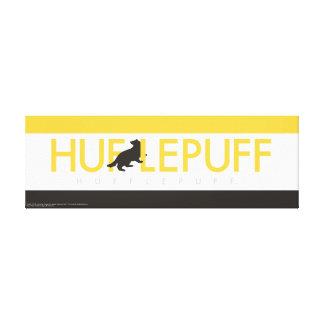Impressão Em Tela Logotipo do orgulho da casa de Harry Potter |