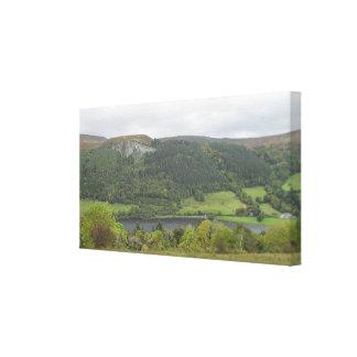 Impressão Em Tela Lough de Glencar