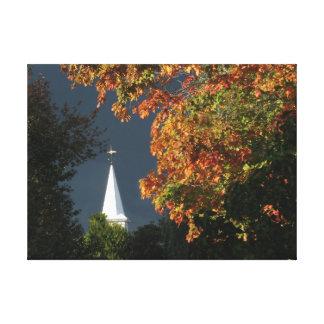 Impressão Em Tela Luz do outono