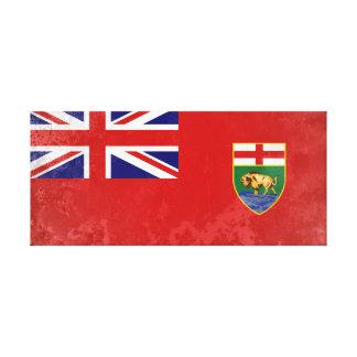 Impressão Em Tela Manitoba