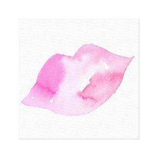 Impressão Em Tela Marcagem com ferro quente cor-de-rosa da