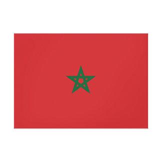 Impressão Em Tela Marrocos