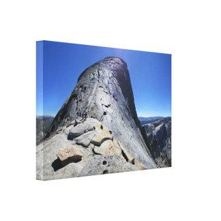 Impressão Em Tela Meia abóbada da base dos cabos - Yosemite