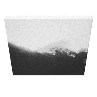 Impressão Em Tela montanha fria