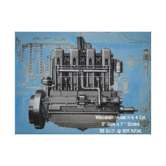 Impressão Em Tela Motor K adiantado de Milwaukee Wisconsin do motor