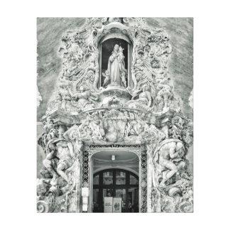 Impressão Em Tela Museu Gonzalez Marti em Valência