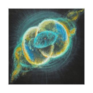 Impressão Em Tela Nebulosa sagrados 111 de Piscis da bexiga da união