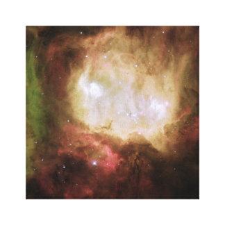 Impressão Em Tela NGC 2080 a nebulosa da cabeça do fantasma